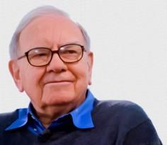 Buffett White Painting