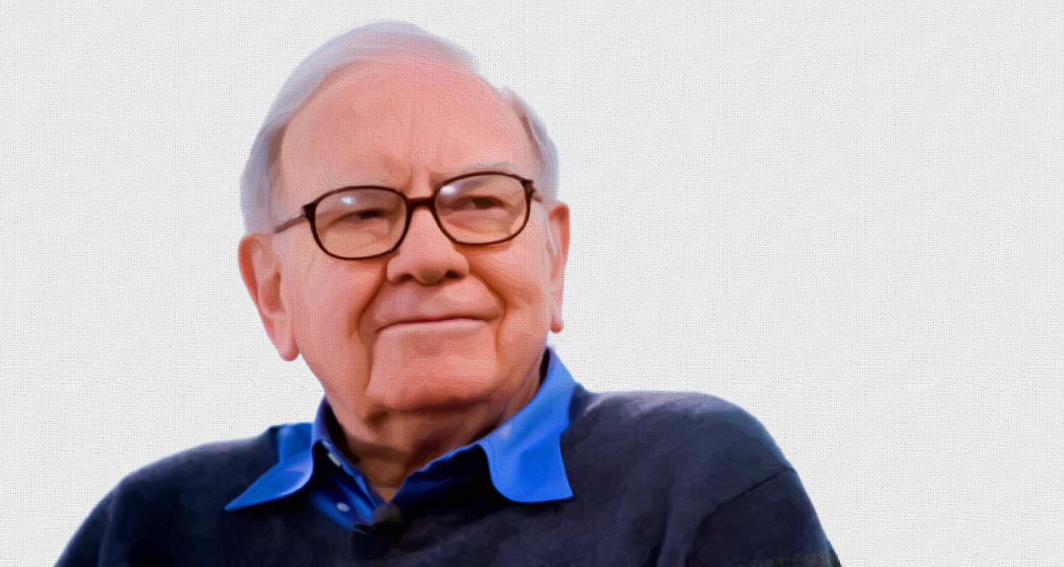 Buffett White Painting