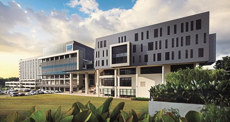 伯乐大学学院(KDU University College)位于百乐园Utropolis综合发展项目的旗舰校园