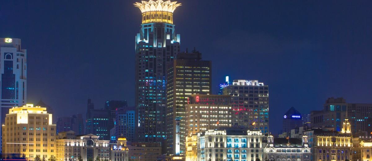Bund Center Shanghai