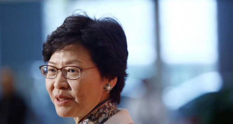 Carrie Lam Cheng