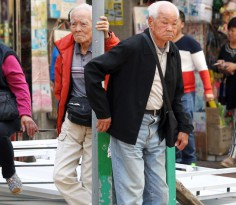 Hong Kong elderly