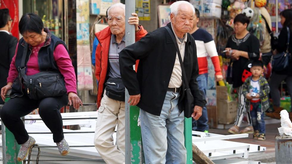 Hong Kong elderly