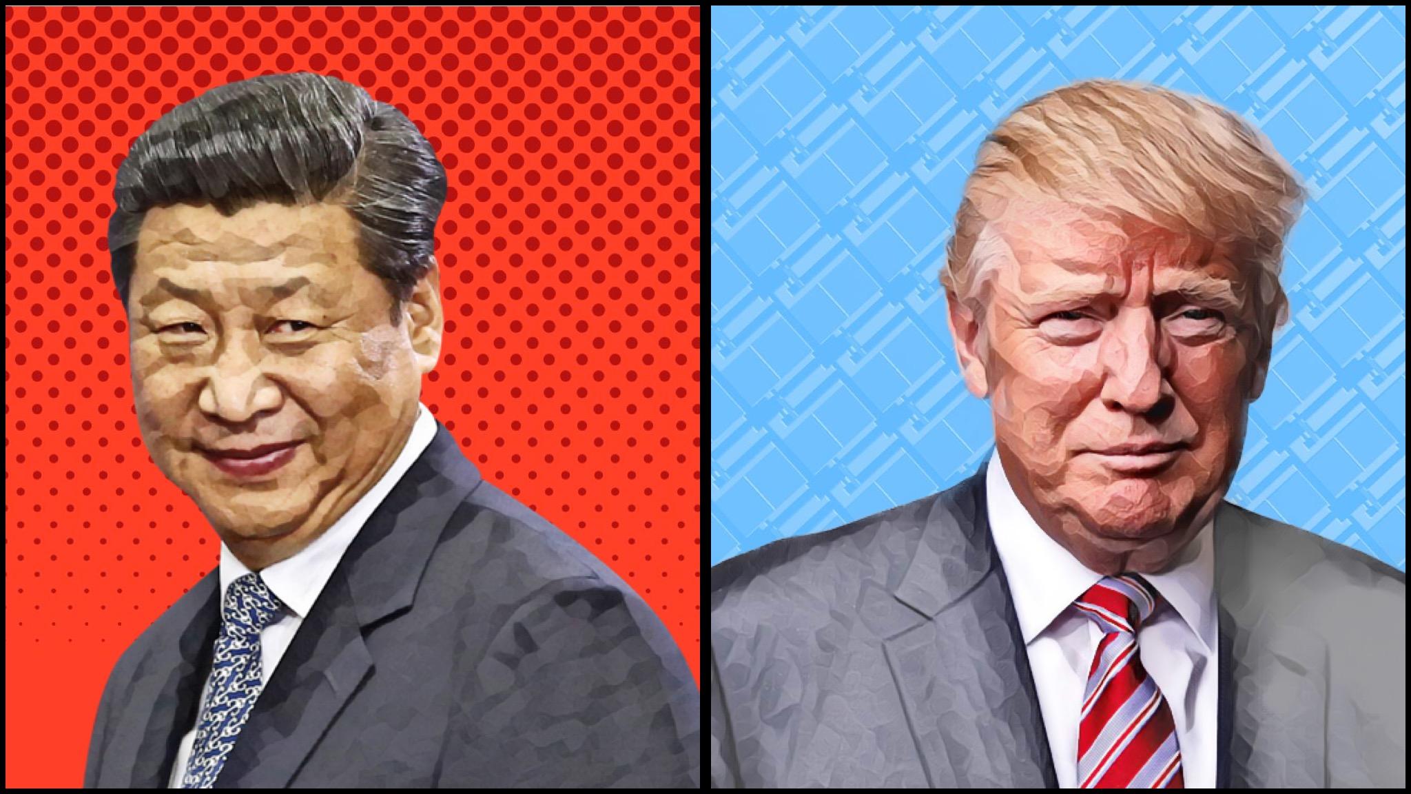 特朗普说中国政府口口声声说反对北朝鲜核试、发射导弹,但只说而没有行动。终于中国商务部正式宣布,即日起禁止进口北朝鲜的铝、铁、煤及水产