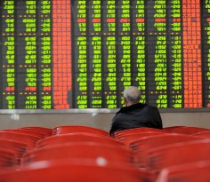 china stock down