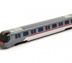 MTR Passenger Train