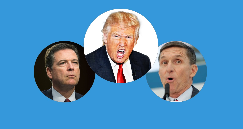 Trump Comey Flynn