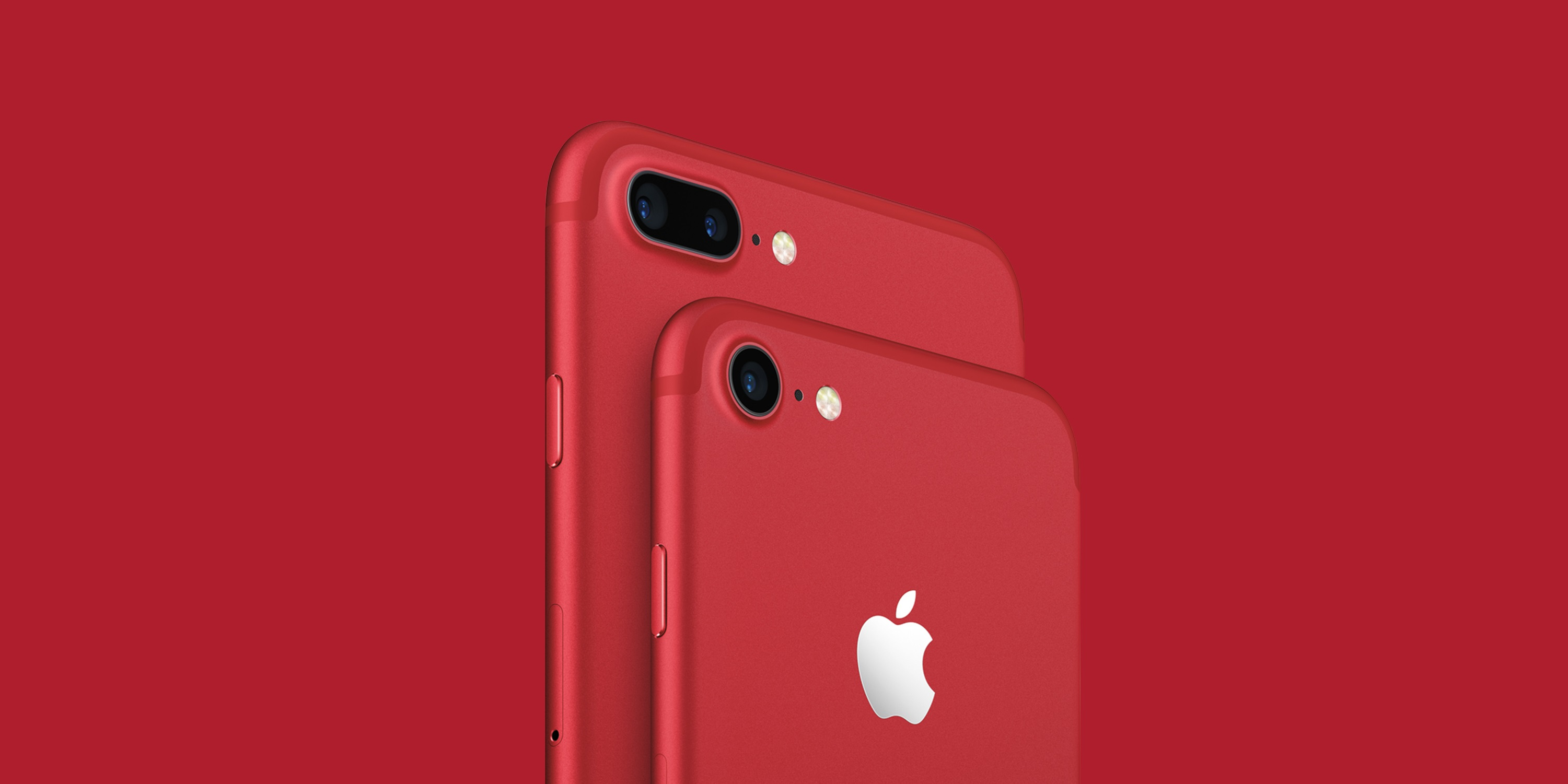 iPhone 7 Red Test