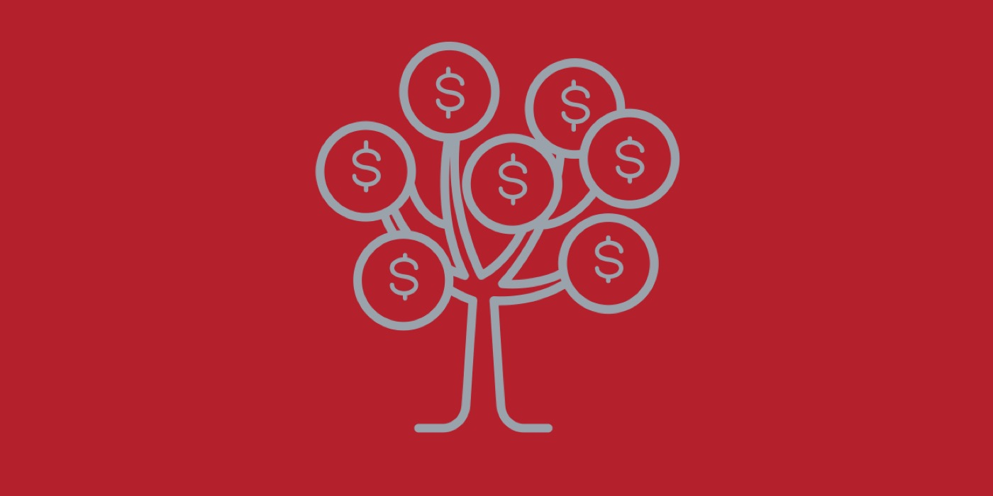 Money Tree Featured Red