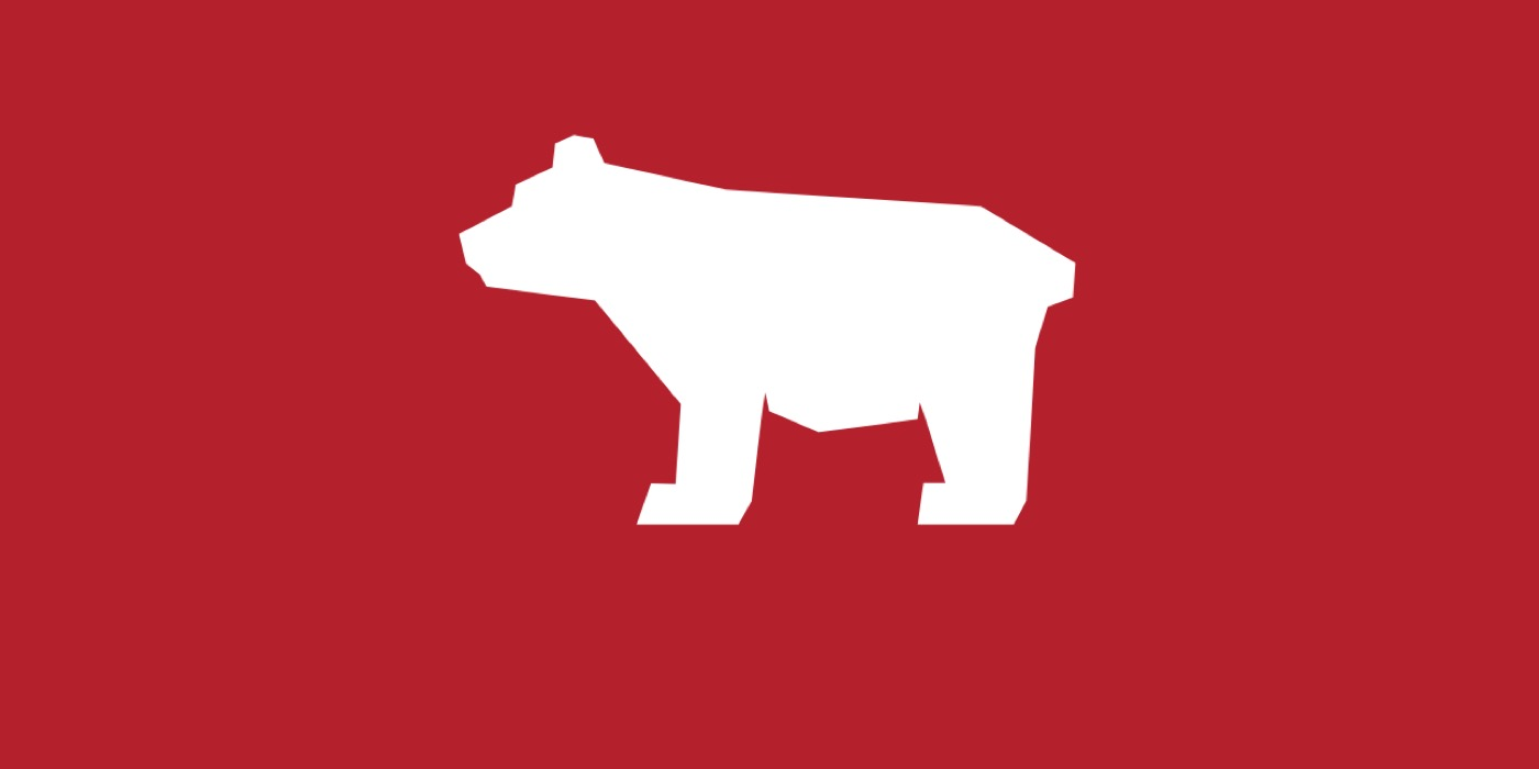 Bear Featured Red