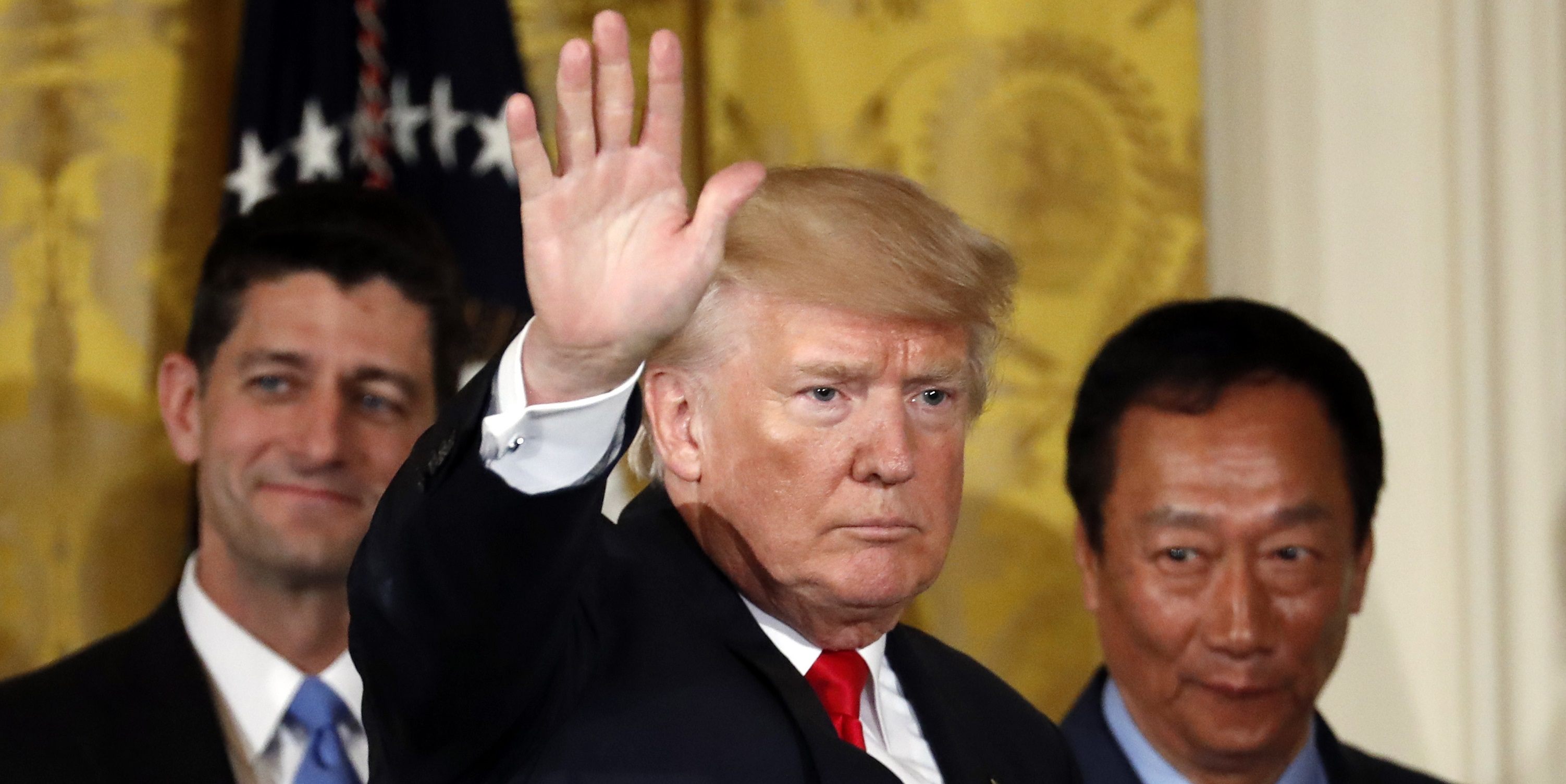 Foxconn Trump