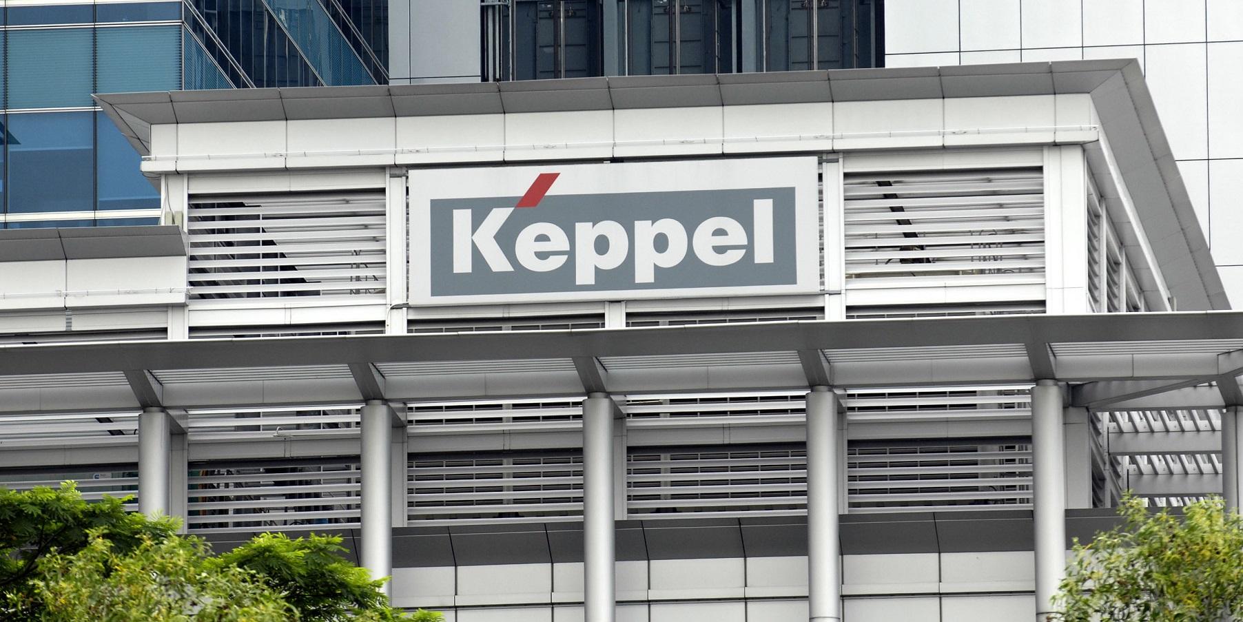 Keppel Corp Logo