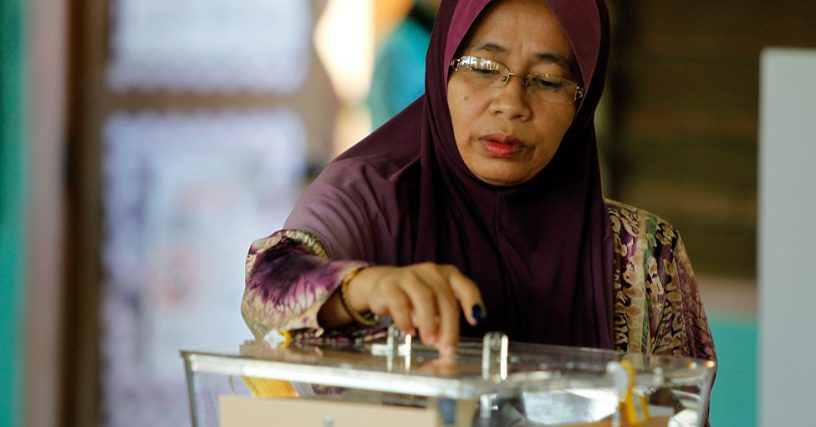 Malaysia Female Voter