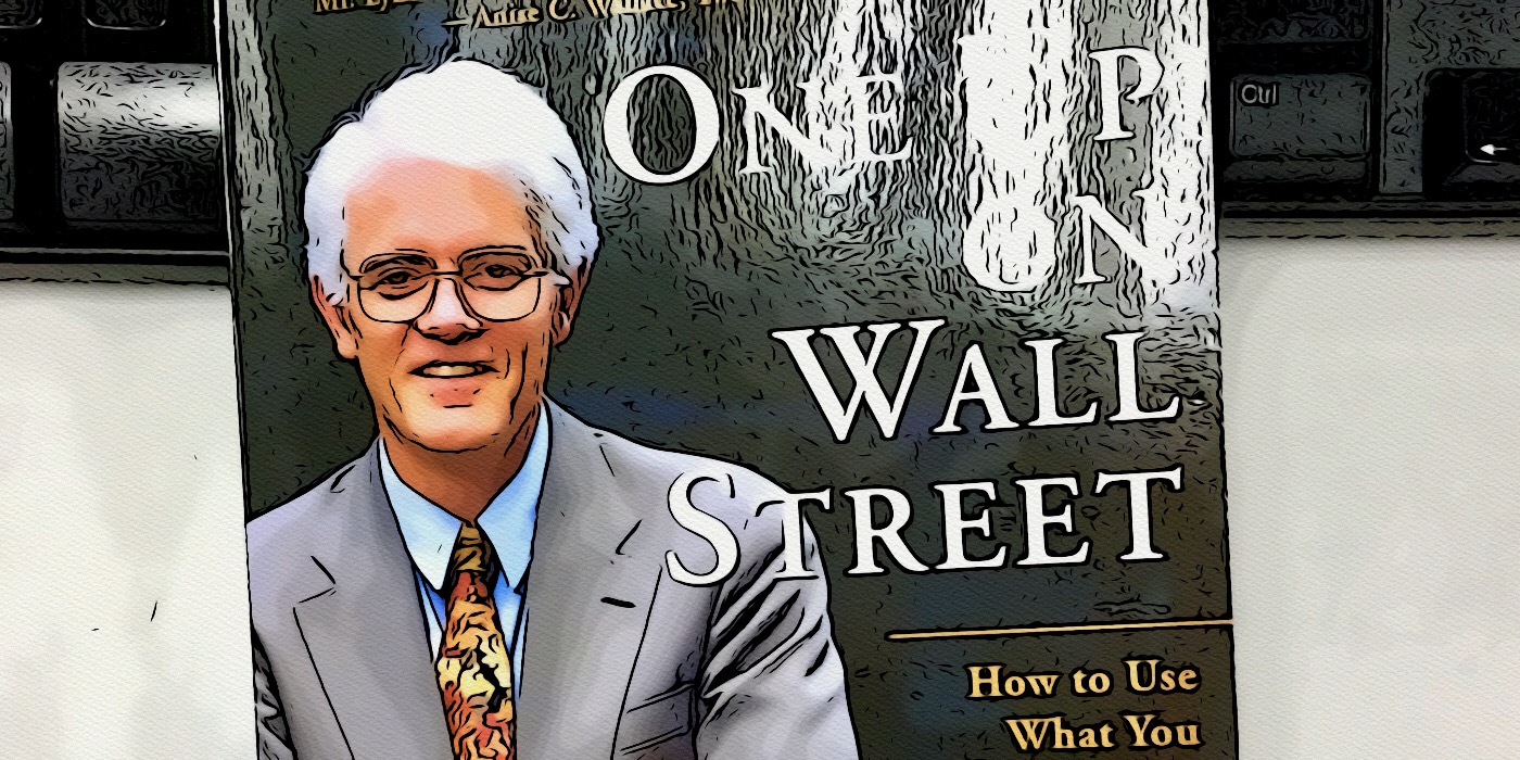 One up on Wall Street Featured