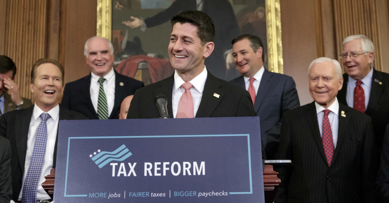 Paul Ryan Republican Tax