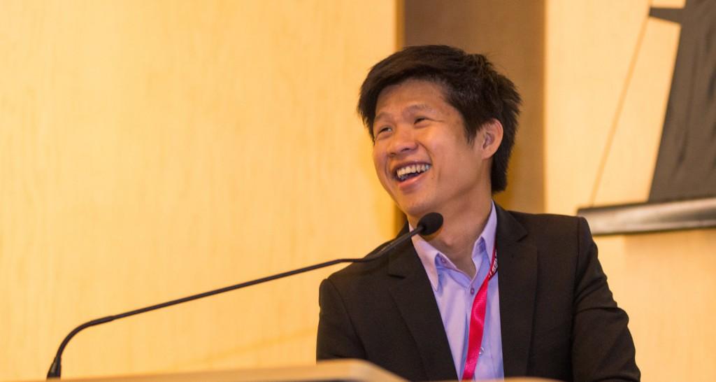 主讲人Rusmin Ang提到,科技企业要保有经济护城河不容易,因为科技领域的发展迅速。他以黑莓(BlackBerry)的兴衰来说明科技领域的情况。