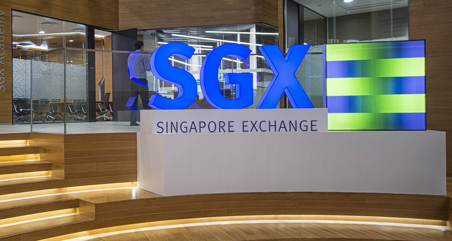 SGX Academy and logo