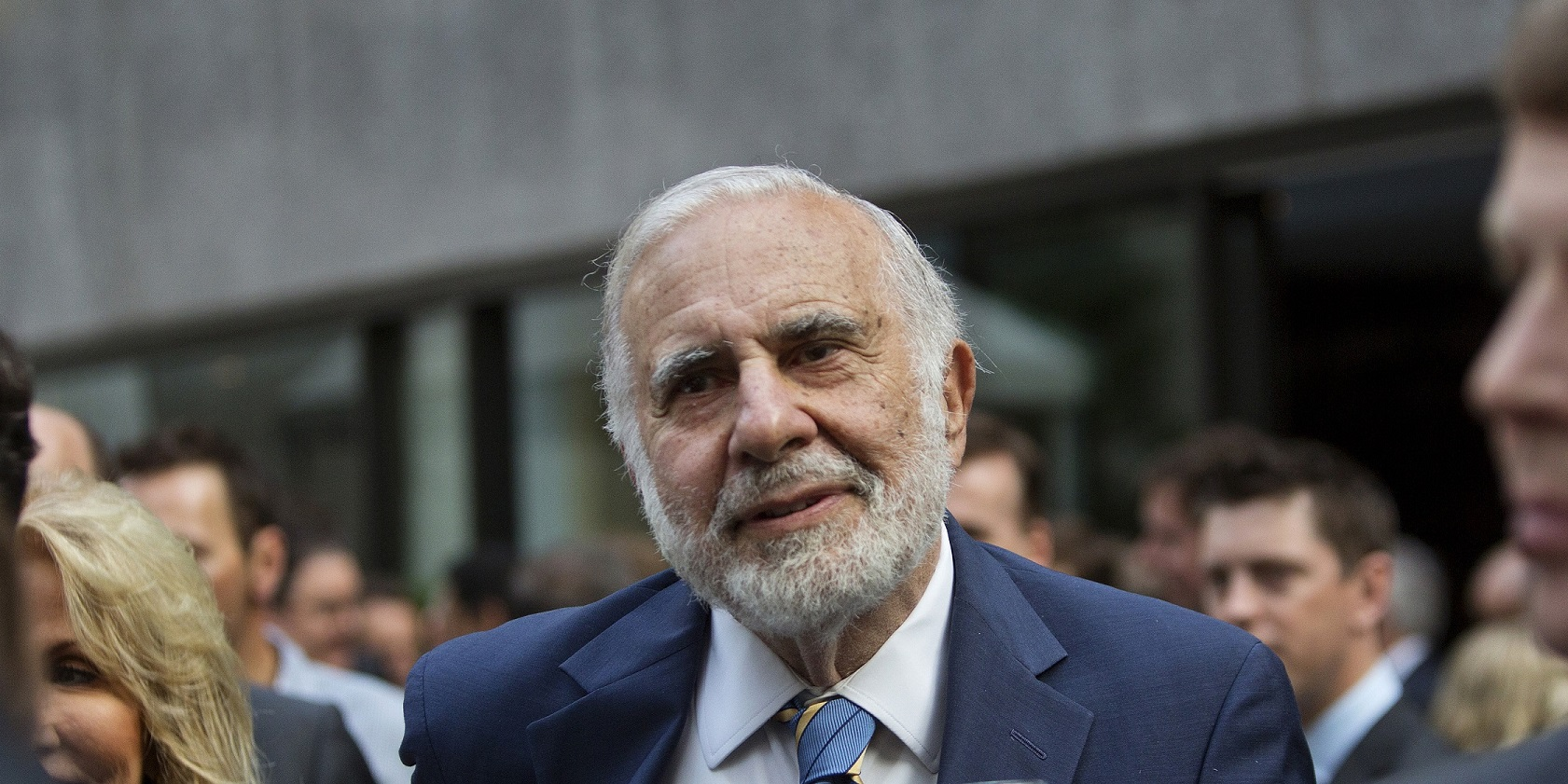 Carl Icahn Featured