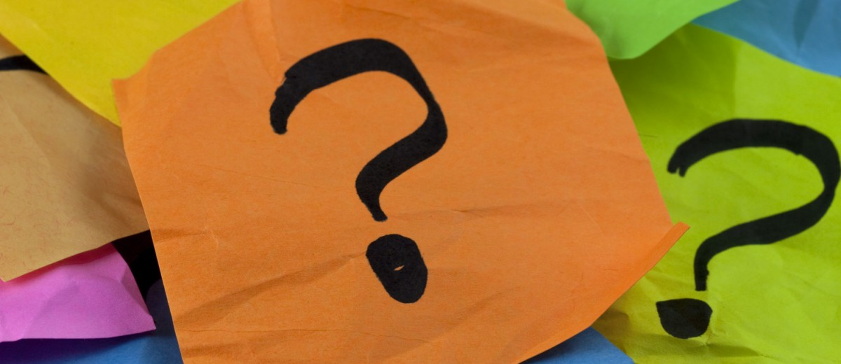 Question Mark Featured