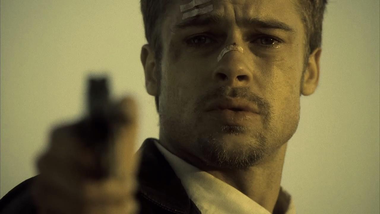Seven Movie Brad Pitt