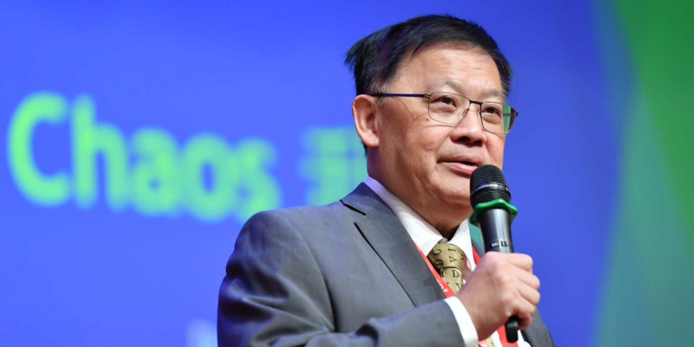 """曾渊沧博士是""""股林大会""""的其中一位主讲人"""