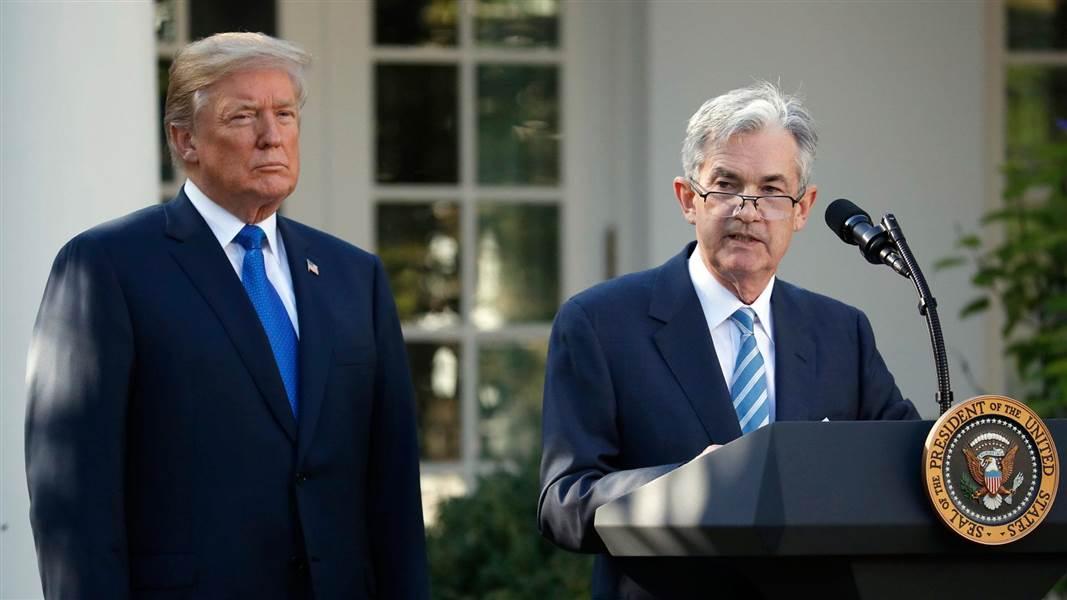 现在耶伦就快下台,明年加息的决定实际上是在特朗普手上,特朗普换自己人当主席就是想控制美元利率