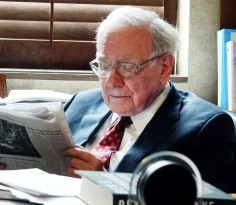 Buffett Reading
