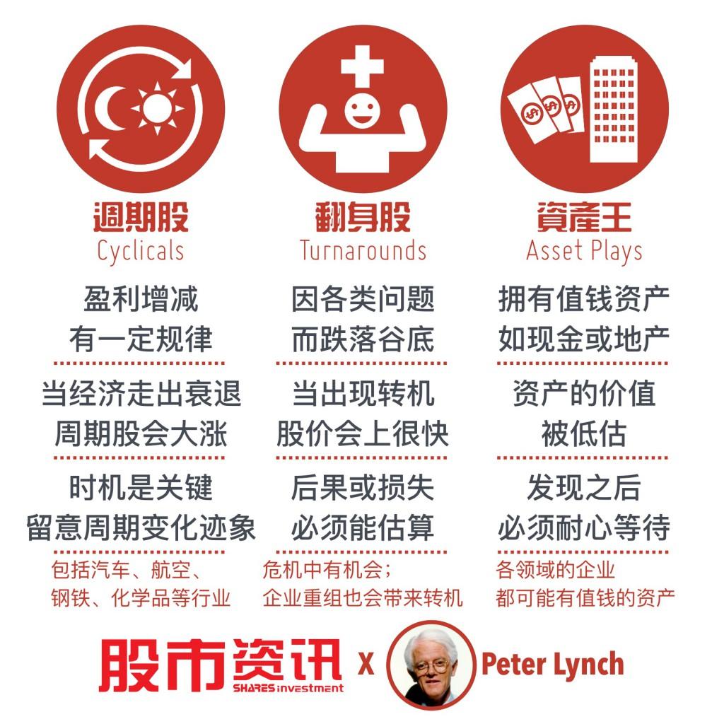 Peter Lynch 6 Categories 2