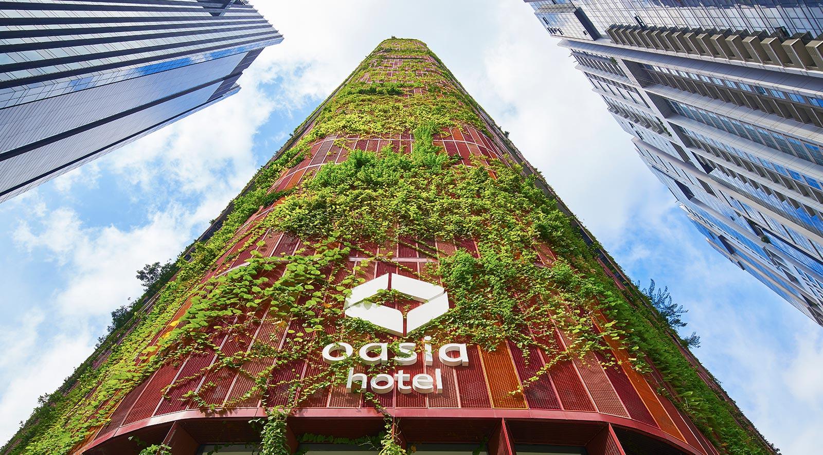 图源:豪亚酒店(Oasia Hotels)集团