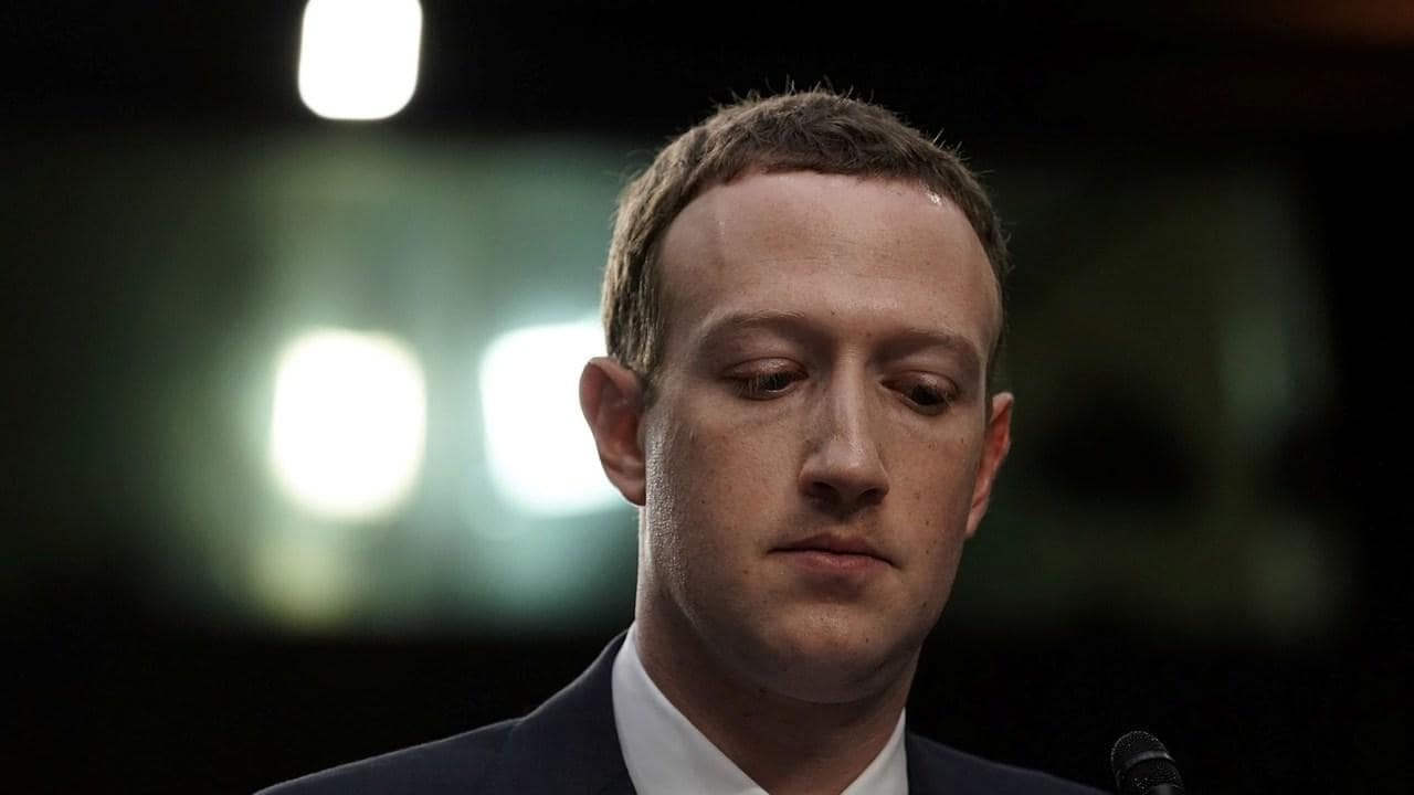 Mark Zuckerberg Hearing