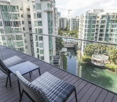 7月6日,新加坡政府突然宣布加强既有的一些压抑楼价的税率,新加坡地产股马上大跌