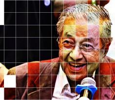 """马哈迪有关如何""""对付""""新加坡的讲话,至今为止只是讲给记者听,不是国家正式的决策"""