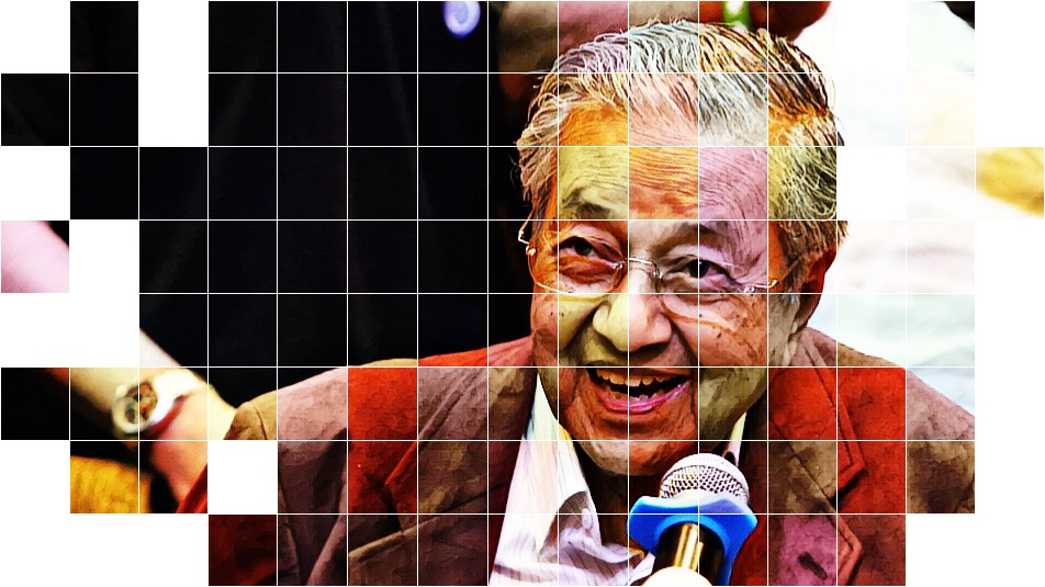 Mahathir the 7th Prime Minister