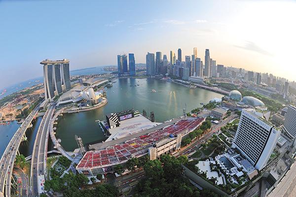 singapore REIT