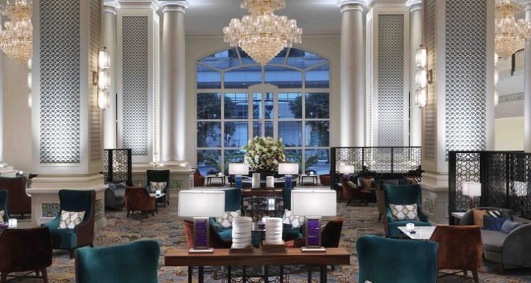 图源:新加坡洲际酒店网站
