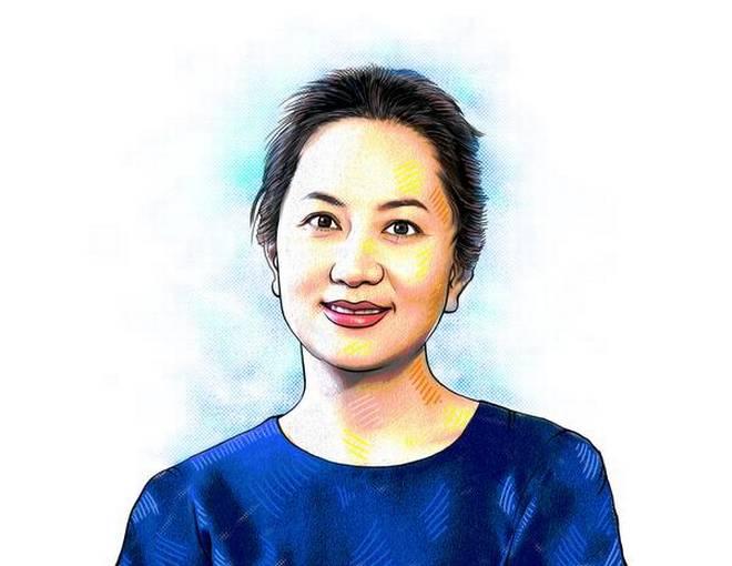 huawei mengwanzhou