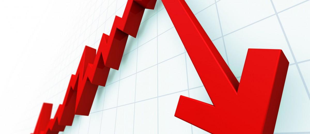 stock-fall