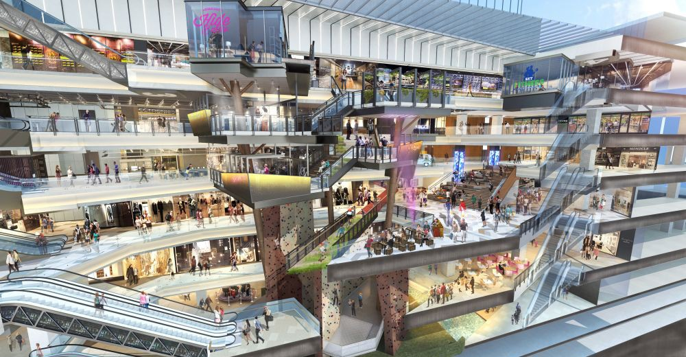 CapitaLand-Mall