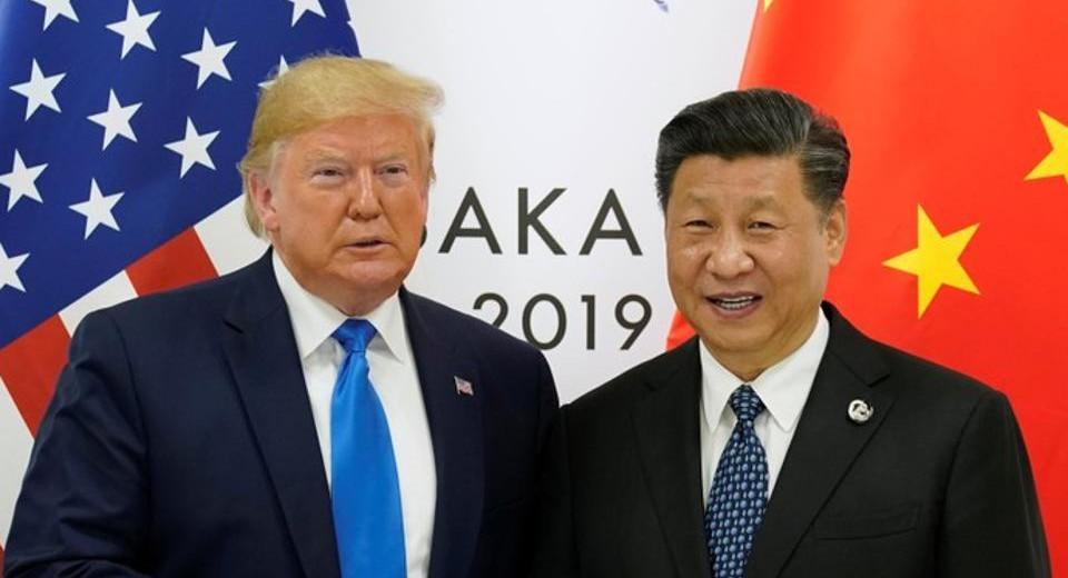 G20 Xi Trump