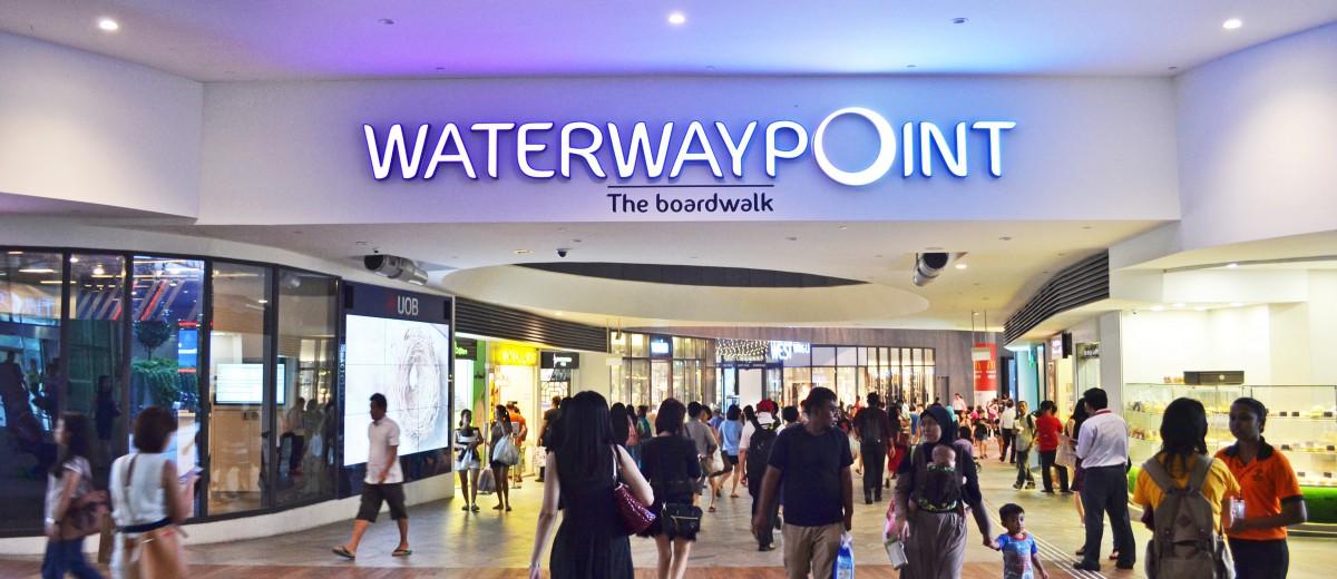 waterway point
